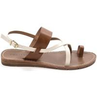 Scarpe Donna Sandali Chattawak sandales 7-VALERIANE Camel Marrone