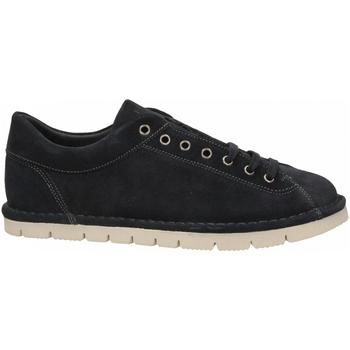 Scarpe Uomo Sneakers Frau SUEDE blu