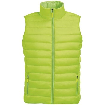 Abbigliamento Uomo Gilet da completo Sols WAVE LIGHTWEIGHT MEN Verde