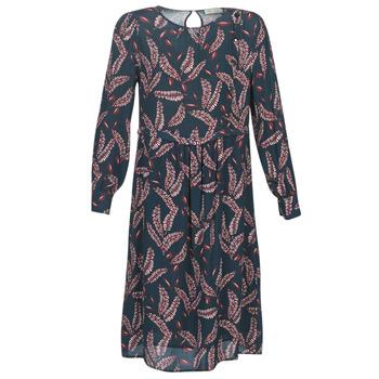 Abbigliamento Donna Abiti lunghi See U Soon 9222127 Marine / Bordeaux