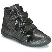 Scarpe Bambina Sneakers alte Citrouille et Compagnie HODIL Nero