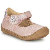 Scarpe Bambina Ballerine Citrouille et Compagnie LASKIMA Rosa