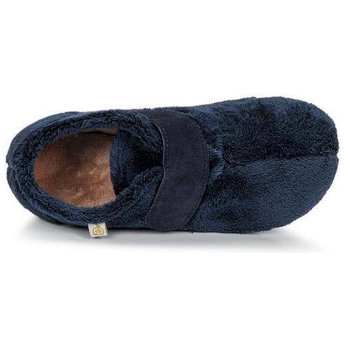 Citrouille Et Compagnie Lafinou Marine - Consegna Gratuita- Scarpe Pantofole Bambino 2200