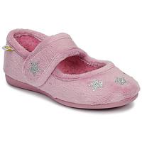 Scarpe Bambina Pantofole Citrouille et Compagnie LAFIFOU Rosa
