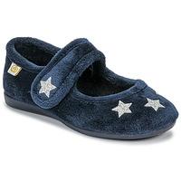 Scarpe Bambina Pantofole Citrouille et Compagnie LAFIFOU Marine