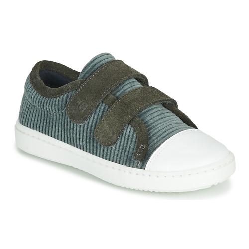 Scarpe Unisex bambino Sneakers basse Citrouille et Compagnie LILINO Grigio