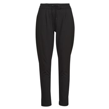Abbigliamento Donna Pantaloni morbidi / Pantaloni alla zuava Les Petites Bombes W19V1103 Nero