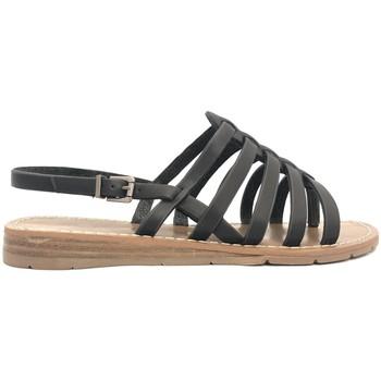 Scarpe Donna Sandali Chattawak sandales 7-SHIRLEY Noir Nero