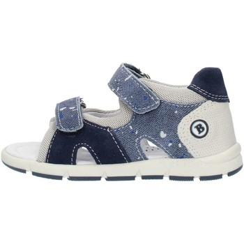 Scarpe Bambino Sandali Balocchi 493133 Blu e grigio