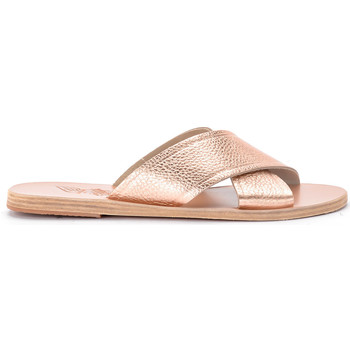 Scarpe Donna Sandali Ancient Greek Sandals Ciabattina Thais in pelle rosa Rosa