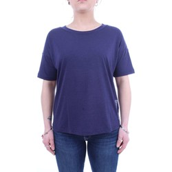 Abbigliamento Donna Top / T-shirt senza maniche Calvin Klein Jeans 00gwh8k170 Blu