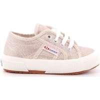 Scarpe Bambina Sneakers basse Superga 111 - S 0028T0 Platino