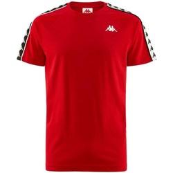 Abbigliamento Bambino T-shirt maniche corte Kappa 303UV10-K Rosso