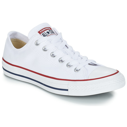converse all star ox bianche