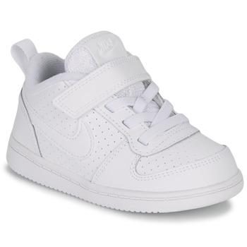 Scarpe Unisex bambino Sneakers basse Nike PICO 5 TODDLER Bianco
