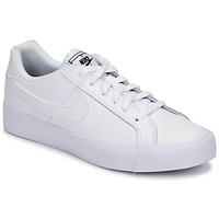 Scarpe Donna Sneakers basse Nike COURT ROYALE AC W Bianco
