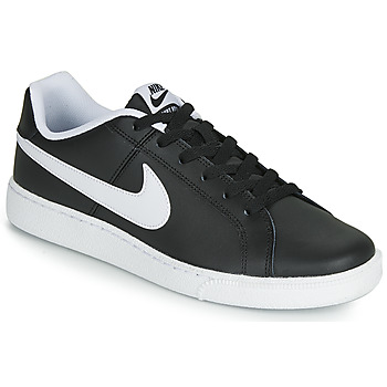 Scarpe Uomo Sneakers basse Nike COURT ROYALE Nero / Bianco