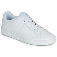Scarpe Uomo Sneakers basse Nike COURT ROYALE Bianco