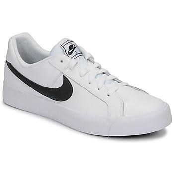 Scarpe Uomo Sneakers basse Nike COURT ROYALE AC Bianco / Nero