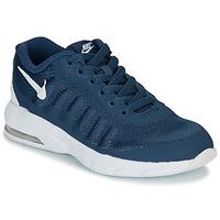 Scarpe Unisex bambino Sneakers basse Nike AIR MAX INVIGOR PRE-SCHOOL Blu
