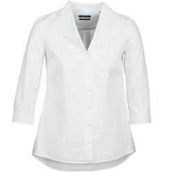 Abbigliamento Donna Camicie Marc O'Polo ALESSIA Bianco