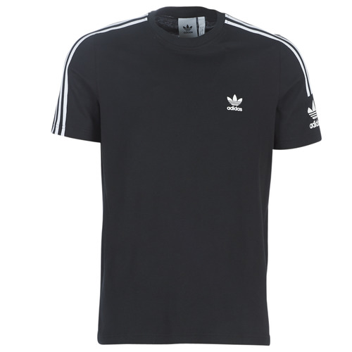 Consegna Corte 2995 T Originals Gratuita Ed6116 Abbigliamento Uomo shirt Nero Adidas Maniche eIEH92WDY
