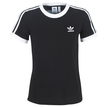 Abbigliamento Donna T-shirt maniche corte adidas Originals ED7484 Nero