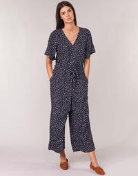 Abbigliamento Donna Tuta jumpsuit / Salopette Cream GERMINA Marine