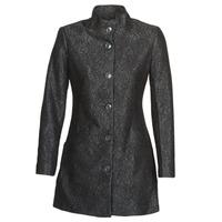 Abbigliamento Donna Cappotti Desigual SIMONE Nero