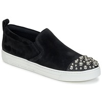 Scarpe Donna Slip on Marc by Marc Jacobs GRAND Nero