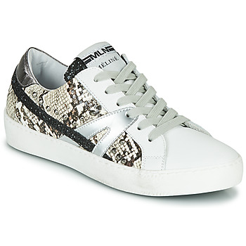 Scarpe Donna Sneakers basse Meline PANNA Bianco