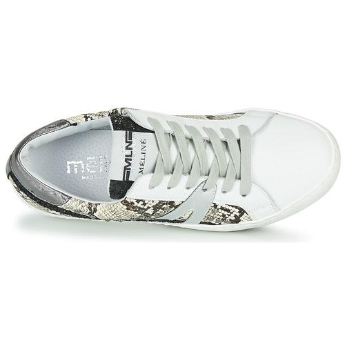 11900 Bianco Panna Sneakers Meline Gratuita Consegna Scarpe Basse Donna v80yNnmwOP