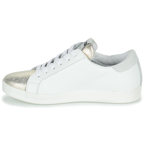Meline Crino Bianco - Consegna Gratuita- Scarpe Sneakers Basse Donna 76