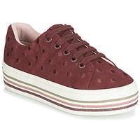 Scarpe Bambina Sneakers basse Gioseppo FUSSEN Bordeaux