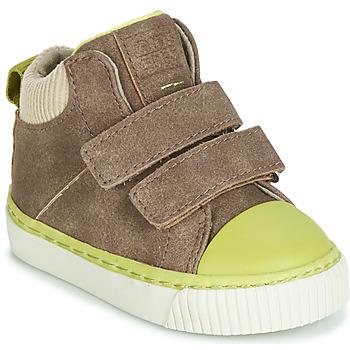 Scarpe Bambino Sneakers alte Gioseppo ERDING Taupe