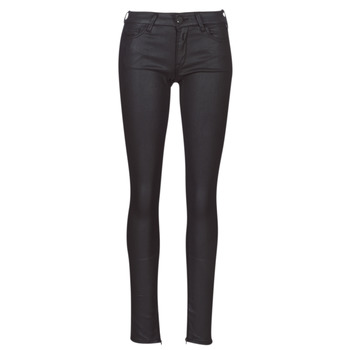Abbigliamento Donna Jeans slim Replay LUZ Nero