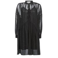 Abbigliamento Donna Abiti corti Replay W9525-000-83494-098 Nero