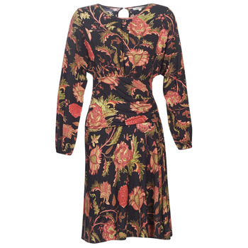 Abbigliamento Donna Abiti corti Derhy BANQUISE Nero / Multicolore
