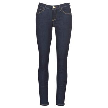 Abbigliamento Donna Jeans skynny Lee SCARLETT RINSE Blu