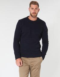 Abbigliamento Uomo Maglioni Schott PLOUTRIDER1 Marine
