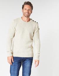 Abbigliamento Uomo Maglioni Schott PLOUTRIDER1 Beige