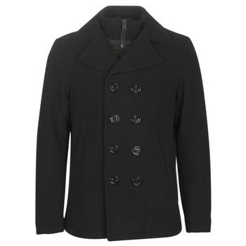 Abbigliamento Uomo Cappotti Schott CYCLONE3 Nero