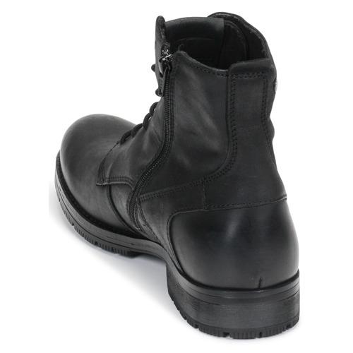 Orca Jones Jfw Leather Jackamp; Stivaletti Uomo Nero eQdBWroCx
