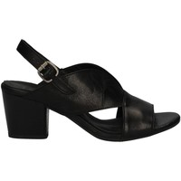 Scarpe Donna Sandali Bueno Shoes N2603 NERO
