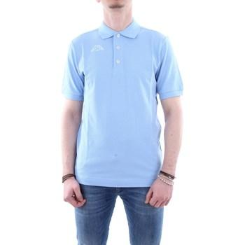 Abbigliamento Uomo Polo maniche corte Kappa 302s1u0 Blu