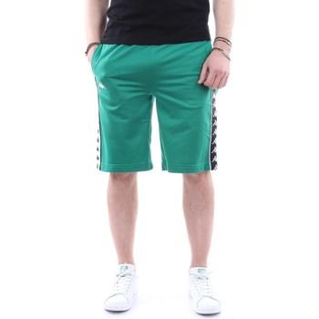 Abbigliamento Uomo Shorts / Bermuda Kappa 30300v0 Verde