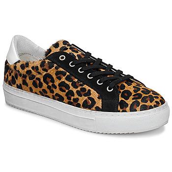Scarpe Donna Sneakers basse Ikks BP80245-62 Leopard