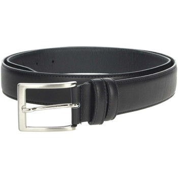 Accessori Uomo Cinture Made In Italia 01 NERO