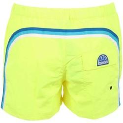 Abbigliamento Bambino Costume / Bermuda da spiaggia Sundek B504BDTA100 583 Box Mare Bimbo Bambino Giallo Giallo