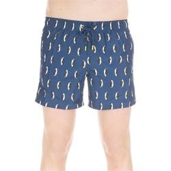 Abbigliamento Bambino Costume / Bermuda da spiaggia Sundek B504BDP02ME 007 Blu
